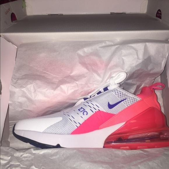 new styles dbb8b 1ea6a Nike Air Max 270's